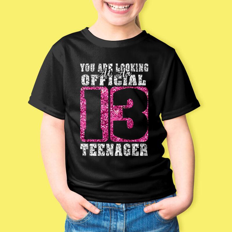 Kid Birthday Bundle 2 – 53 Designs – 90% OFF