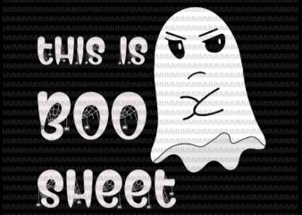 This is Boo Sheet svg, funny Halloween svg, pumpkin svg, funny ghost svg, boo sheet halloween svg
