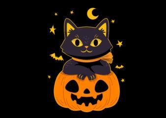 cat happy halloween 2
