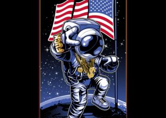 Astronaut Dancing