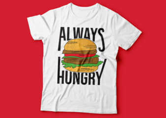 always hungry design | foodies