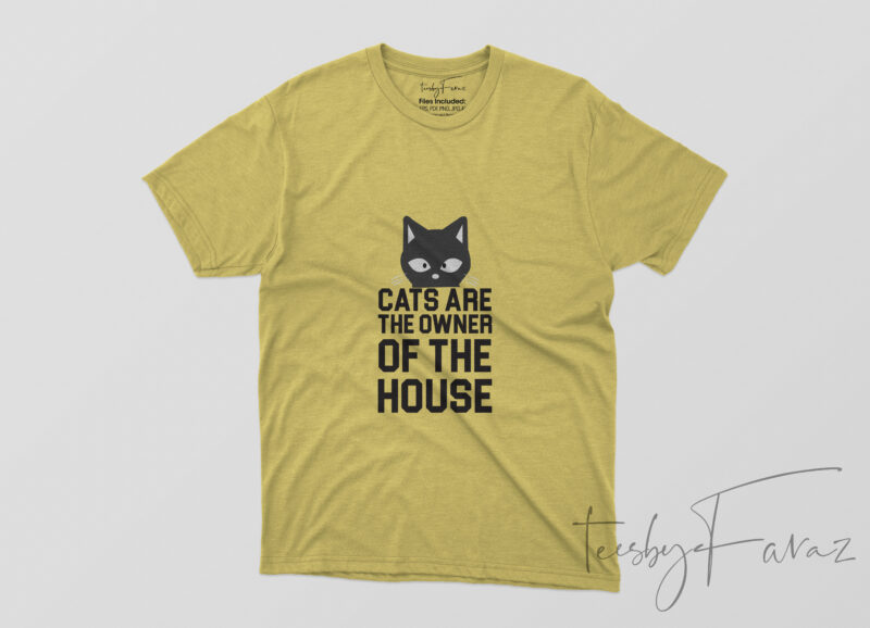 Pack of 27 Cats Tshirt Design