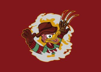 Freddy Duck