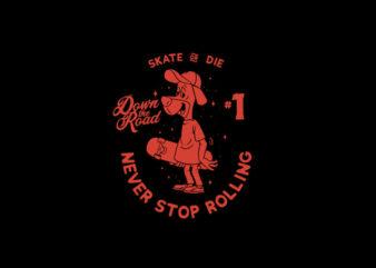 never stop rolling mk II