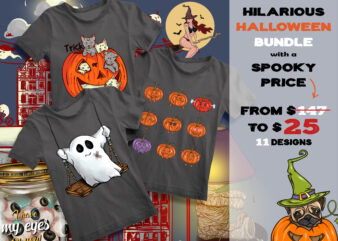 Hilarious Halloween Bundle