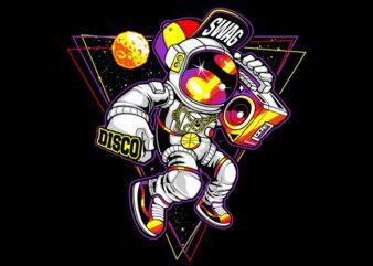 Astronaut Dance