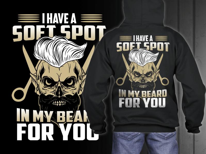 84 SKULL tshirt design
