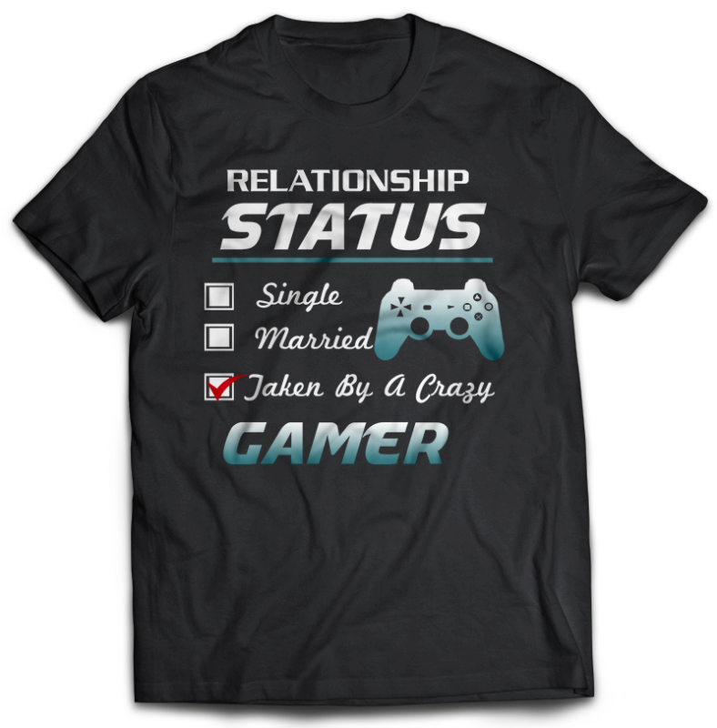 71 GAMER Gaming Tshirt best of gamer 2020 designs bundle editable PSD NEW REVISION