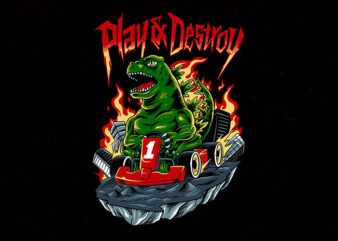 play and destroy