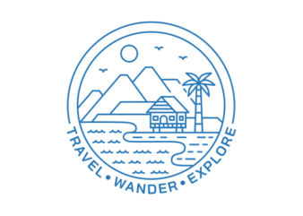 Travel Wander Explore 2