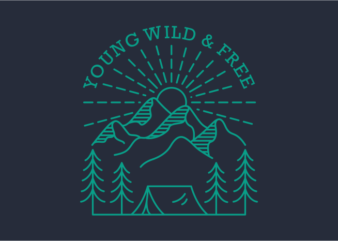 Young Wild & Free 3