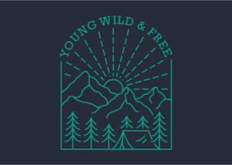 Young Wild & Free 1