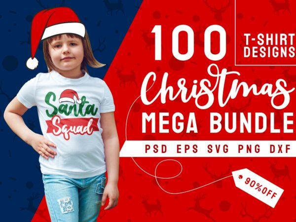 Christmas t shirt design bundle vector, Typography Christmas designs for t-shirt, Christmas quotes t shirt design svg png psd