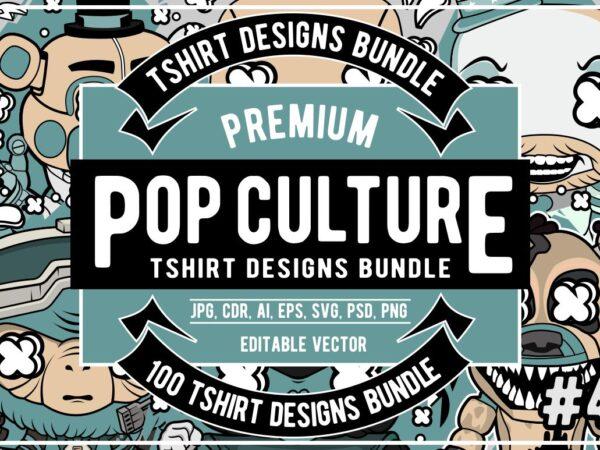 100 pop culture bundle #4