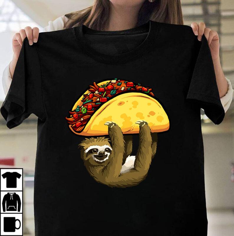 Taco Bundle Part 1 – 33 Designs – 90%OFF