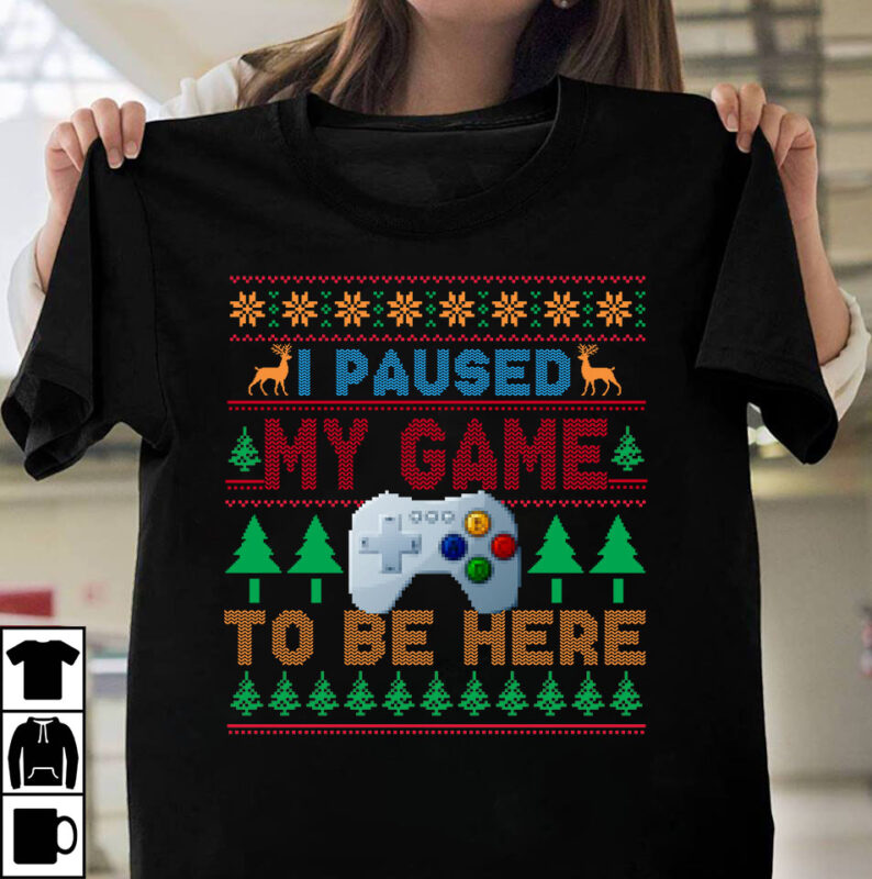 Gamer Bundle 2 – 50 Designs -90% OFF