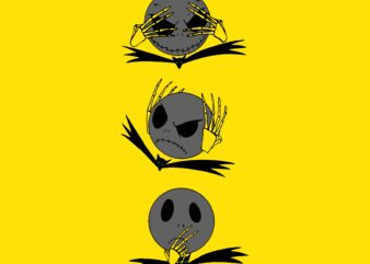 Faces of Jack Skellington vector, Faces of Jack Skellington Svg, Face vector, Sugar skull Svg, Sugar skull art vector, Skull Png, Skull Svg, Skull vector, Skull logo, Day of the dead Svg, Halloween Svg, Calavera Svg, Mandala Skull, Mexican Skull Svg