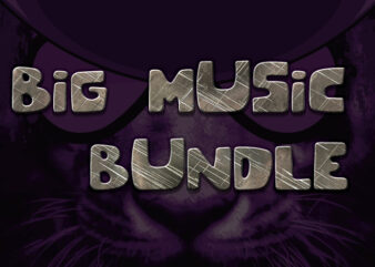 Big Music Bundle