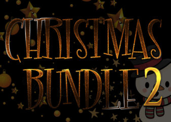 Big Christmas BUNDLE 2