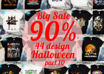 Big Sale Halloween PNG, Happy Halloween PNG, Michael Myers PNG, Horror PNG, Jack Skellington PNG, Witches PNG, Digital Download