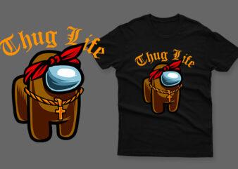 thug life impostor