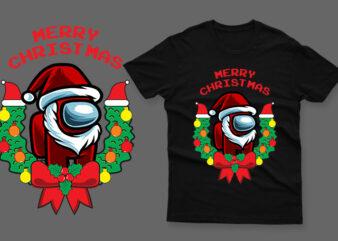 merry christmas impostor santa claus