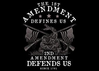 The 1st Amendment Defines Us