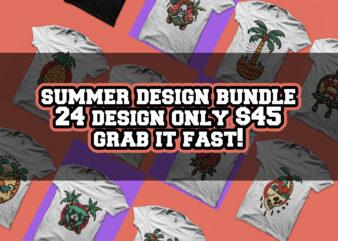 summer design bundle special edition