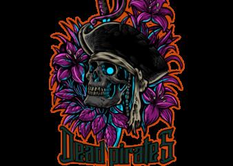 dead pirates