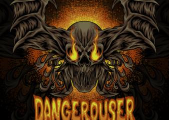 skull dangerousr