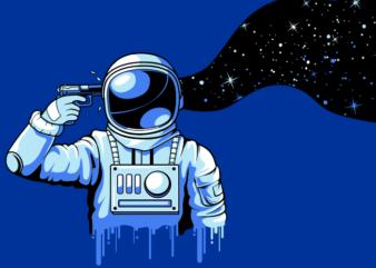 Astronauts in pressure
