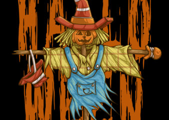 Halloween buy t shirt design for commercial use