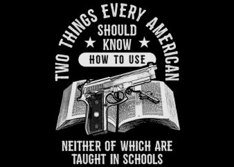 Two Things Every American