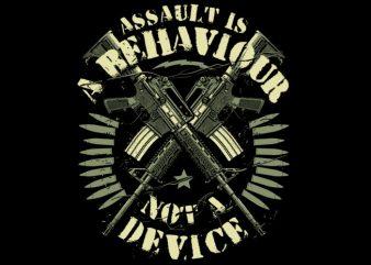 Assault Is A Behaviour