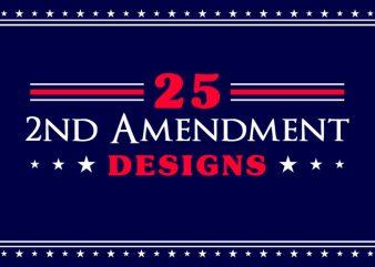 2nd Amendment Designs BUNDLE