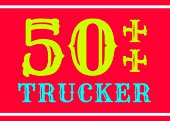 BUNDLE of 50++ TRUCKER Designs
