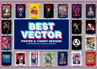 Best Vectors Poster & T-shirt designs