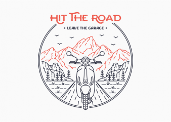 Hit The Road 1