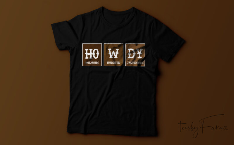 Pack of 50 Periodic table T shirt designs Volume II (Colored)