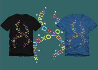 Gamer dna – gaming dna – dna gamer – gamer vector t shirt design for sale