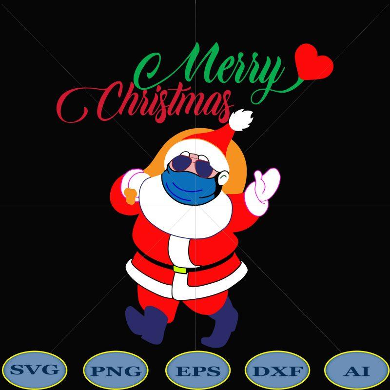 Santa Claus wearing sunglasses wearing mask vector, Santa Claus wearing sunglasses wearing mask Svg, Santa claus vector, Santa claus Svg, Santa Claus wears sunglasses vector, Santa Claus wearing a mask vector, Santa Claus wearing a mask Svg, Santa Claus wears sunglasses Svg