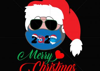 Santa claus wearing sunglasses wearing a mask vector, Santa claus wearing sunglasses wearing a mask Svg, Santa Claus wearing sunglasses vector, Santa Claus wearing a mask vector, Santa Claus wearing a mask Svg, Face santa claus Svg, Santa vector, Santa Svg, Contains files: Svg Png Eps Dxf Ai