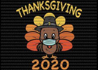 Thanksgiving 2020 svg, Funny Turkey mask svg, 2020 Thanksgiving turkey svg, 2020 Thanksgiving svg, thanksgiving svg, funny thanksgiving svg