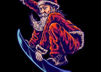 Skate santa