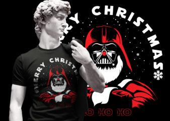 battlefront clause funny starwars christmas design tshirt