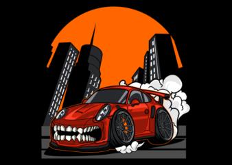 Super Monster Car