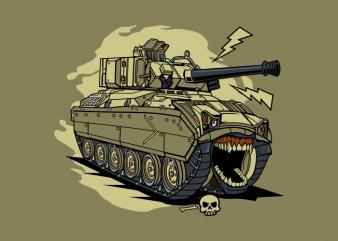 Tank monster
