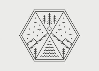 Outdoor Geometric 1