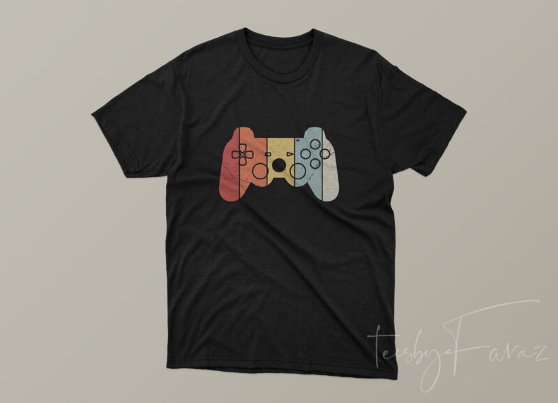 Best Selling Gamer t shirts designs Bundle with source files