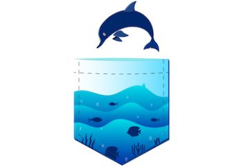 daulphin – svg design – SVG – AI – EPS – PNG